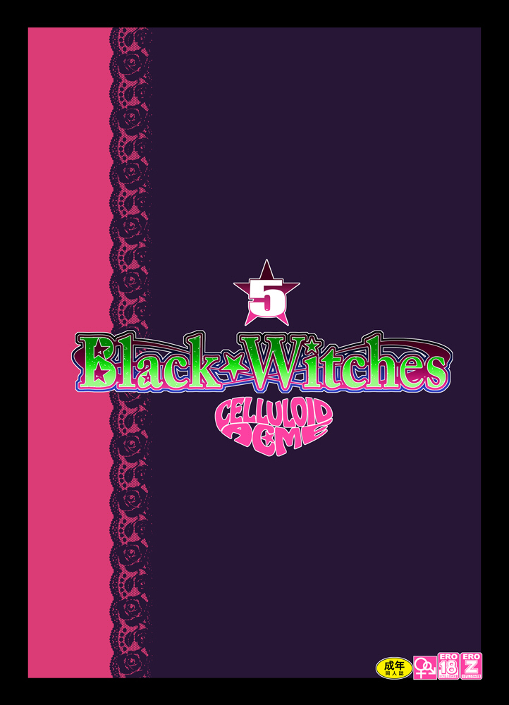 Black Witches 5 Page.28